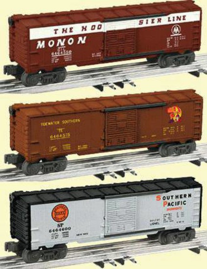 Picture of Boxcar set  6464 - Archive 3 pk