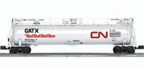 Picture of CN TANK TRAIN INTERMEDIATE CAR