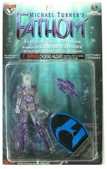 "Picture of Moore Action -Fathom Aspen Matthews 6"" Action Figure"