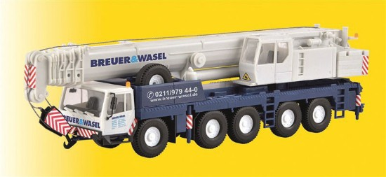 Picture of Liebherr LTM1160/2 5 axle telescopic mobile crane - Breuer & Wasel