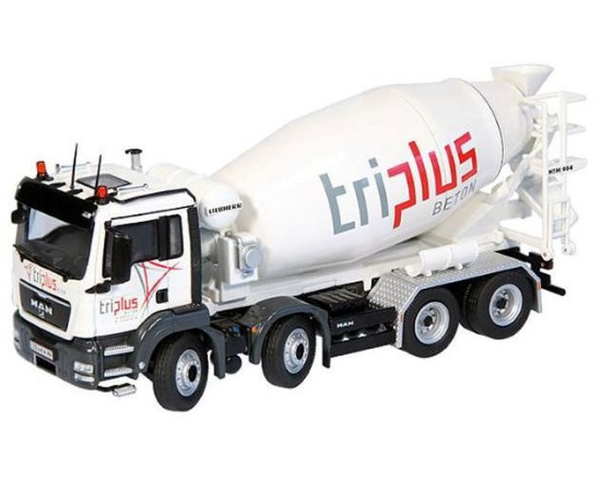 Picture of MAN TGS concrete mixer TRI PLUS BETON