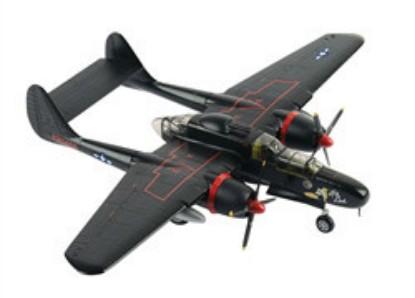 Picture of Northrop P-61 Black Widow