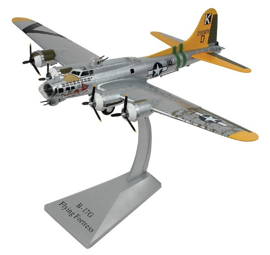 Picture of Boeing B-17G Flying Fortress