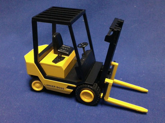 Picture of Lancer Boss forklift