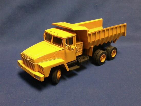 Picture of KRAZ 6505 dump 6x4