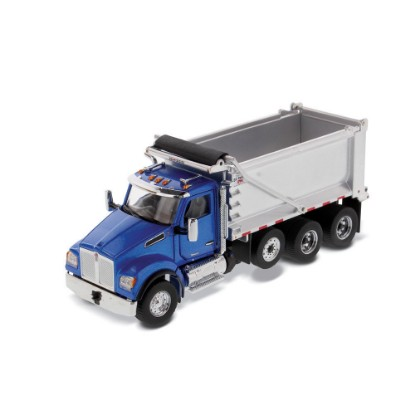 Picture of Kenworth T880S SFFA + pusher axle Ox body dump