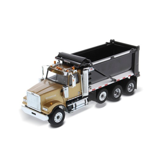 Picture of Western Star 4700 SF+ pusher axle Ox body dump