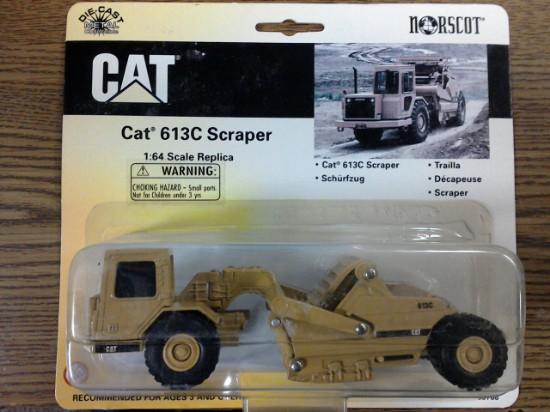 Picture of Caterpillar 613C Elevating Scraper