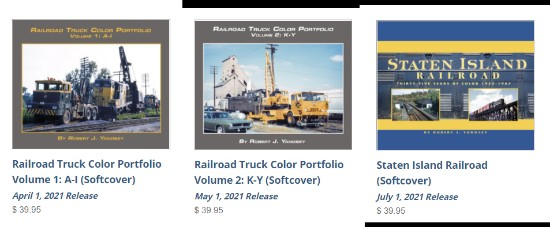 Picture of RAILROAD TRUCK COLOR PORTFOLIO VOL 1: A-I