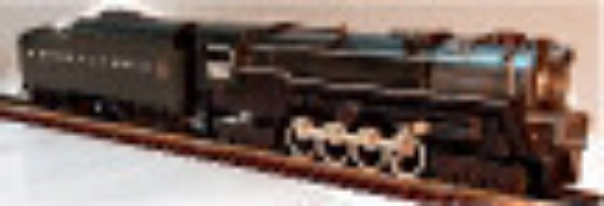 Picture of Pennsylvania S-2 6-8-6 Steam Turbine Locomotive & Tender