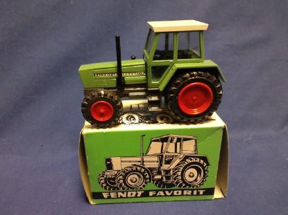 Picture of Fendt Turbomatik Favorit LS farm tractor