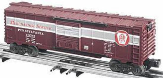 Picture of Pennsylvania Merchandise Service 6565 boxcar