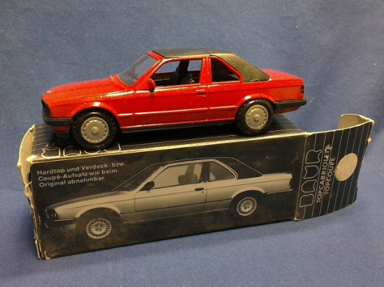 Picture of Baur BMW Topcoupe - red