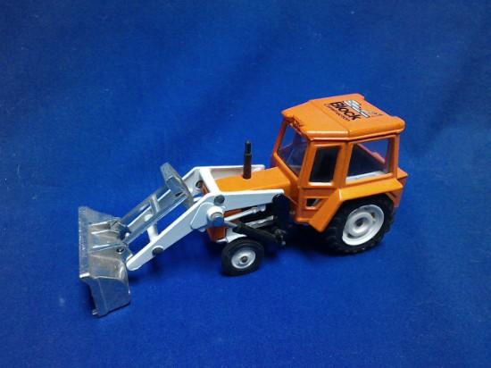 Picture of Massey Ferguson 50B tractor loader - BLOCK