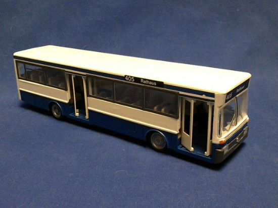 Picture of MB Linebus 0405 - blue - RATHAUS