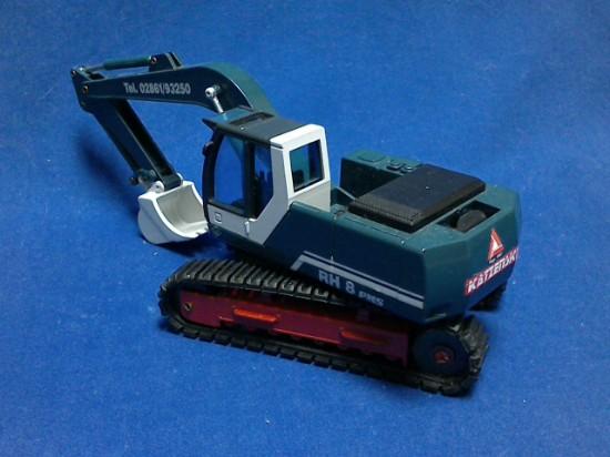 Picture of O&K RH8 PMS track excavator - KATZENSKI