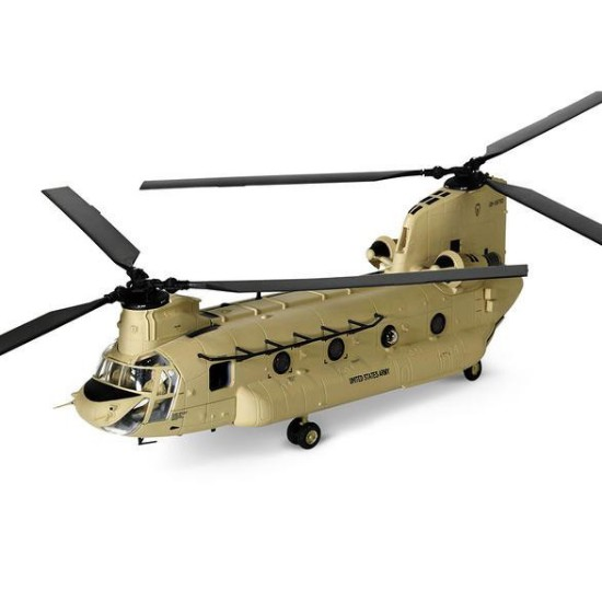 Picture of Boeing Chinook CH-47F Helicopter