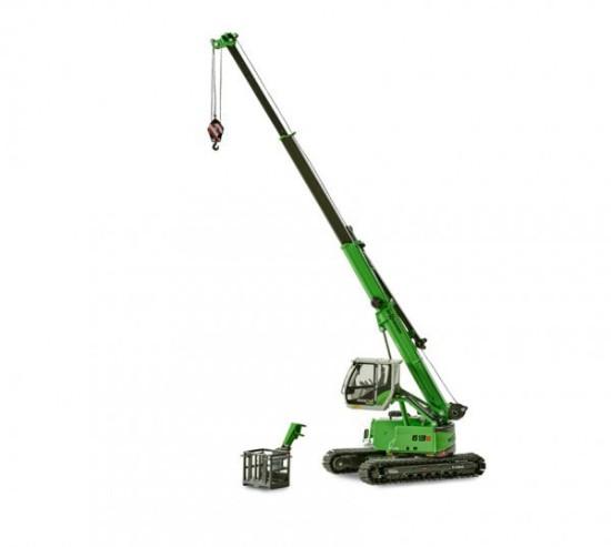 Picture of Sennebogen 613E telescopic crawler crane