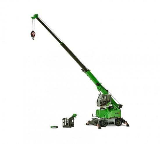 Picture of Sennebogen 613E telescopic wheel crane