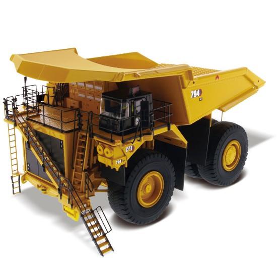 Picture of Caterpillar 794 AC mine dump