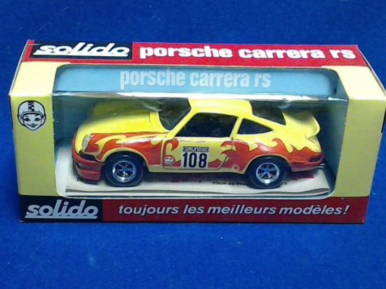 Picture of Porsche Carrera RS- rallye