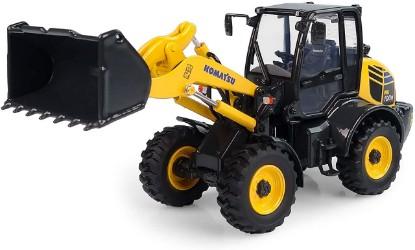 Picture of Komatsu WA100M-8 wheel loader