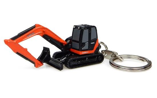 Picture of Kubota KX-080 excavator  keyring