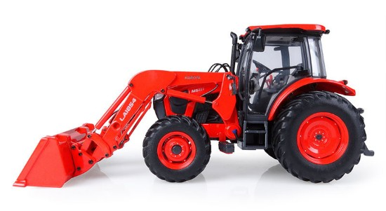 Picture of Kubota M5111 tractor with loader