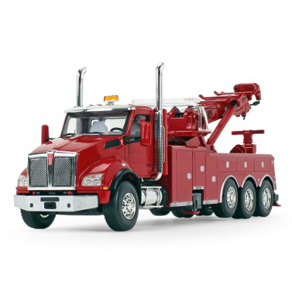 Picture of Kenworth T880 Century 1060 Rotator Wrecker - red