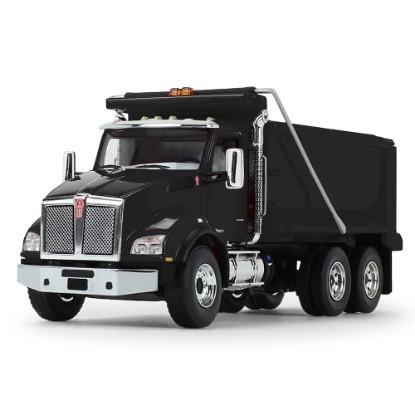 Picture of Kenworth T880 Dump Truck  - black
