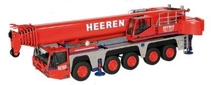Picture of Terex AC200 truck crane - HEEREN