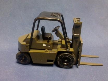 Picture of Caterpillar V80E forklift   military)