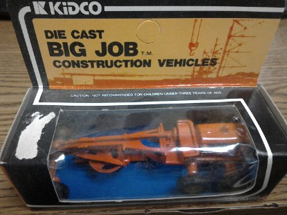 Picture of Caterpillar grader