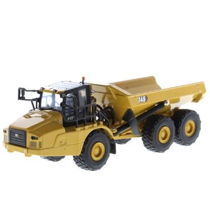 Picture of Caterpillar 745 articulated dump truck