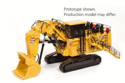 Picture of Caterpillar 6030 FS hydraulic mining shovel