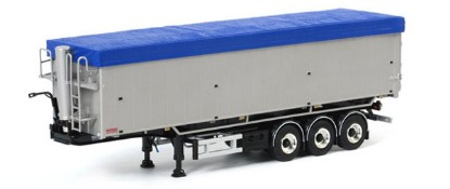 Picture of Covered dump trailer  3 axle