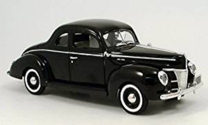 Picture of 1940 Ford Coupe - black