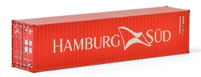 Picture of HAMBURG SUD 40' container