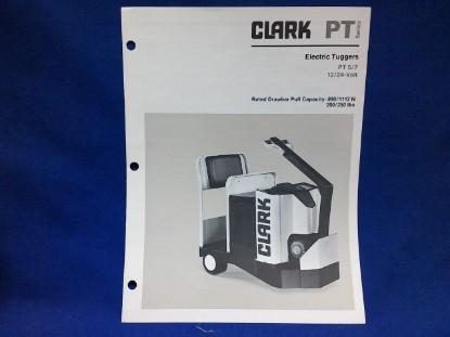 Picture of Clark PT spec sheet