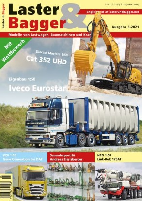 Picture of Laster & Bagger 5-2021 German- English download available