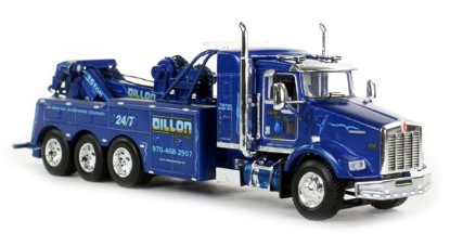 Picture of Kenworth T800 Century 9055 tow truck DILLON