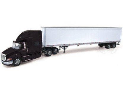 Picture of International ProStar with 53' van trailer