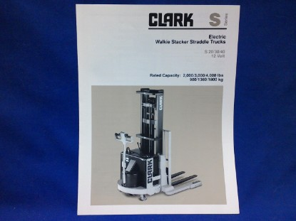 Picture of Clark S  spec sheet